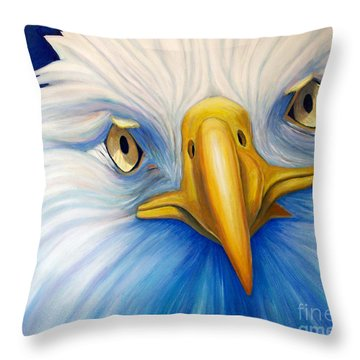 Clarity Throw Pillow by Brian  Commerford
