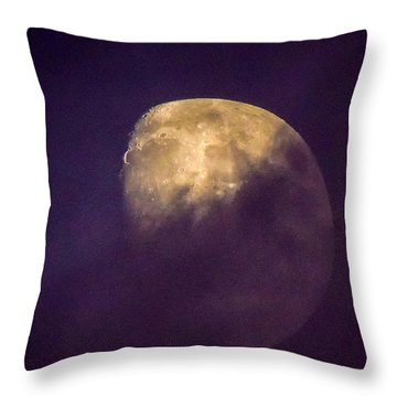 Clarity Throw Pillow by Glenn Feron