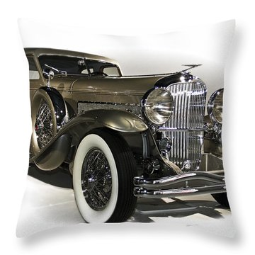 Classic 1 Throw Pillow