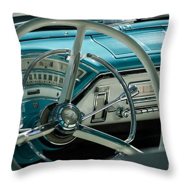 Classic Throw Pillow by Andrea Silies