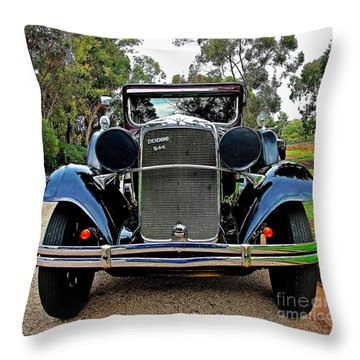 Classic By Any Standard Throw Pillow