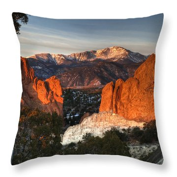 Copyright Throw Pillows