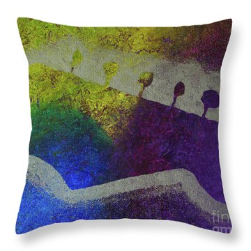 Classic Rock Throw Pillow