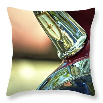 Classic Sex Appeal Throw Pillow by Gwyn Newcombe