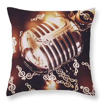 Talent Throw Pillows