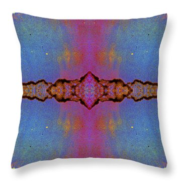 Clear Focus Throw Pillow