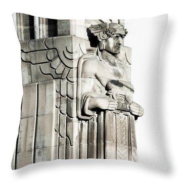 Cleveland Icon Throw Pillow