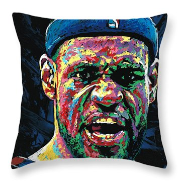 Cleveland's Pride Throw Pillow