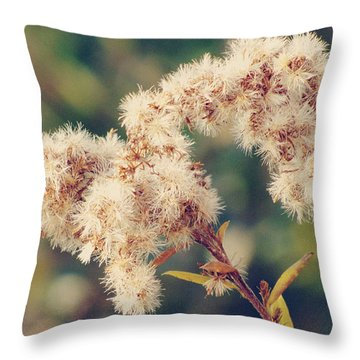 Close To You Throw Pillow by Amy Tyler