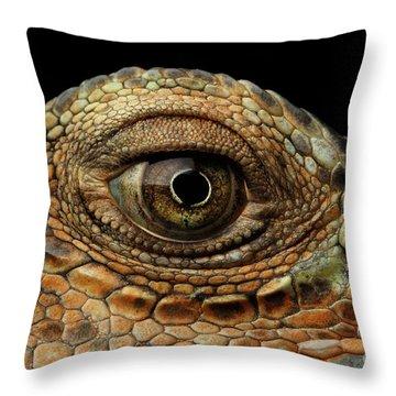 Reptile Throw Pillows