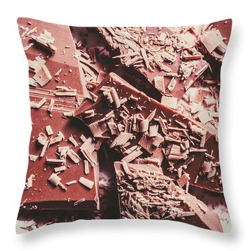 Compound Throw Pillows