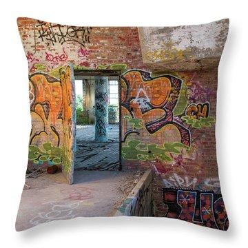 Clothcraft In Color Throw Pillow