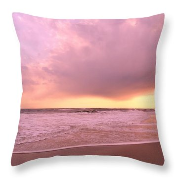 Cloud And Water Throw Pillow