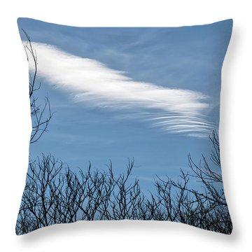 Cloud Chasing - Throw Pillow