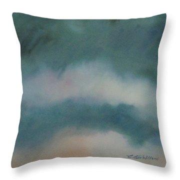 Cloud Study 1 Throw Pillow