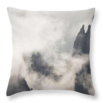 Clouds 1026 Throw Pillow