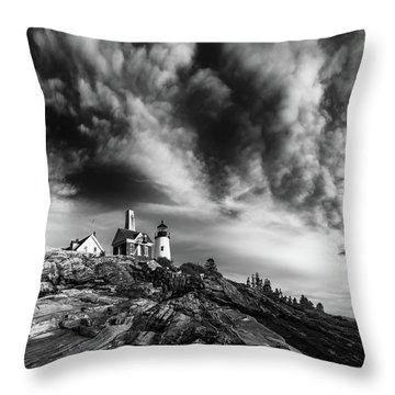 Pemaquid Point Throw Pillows