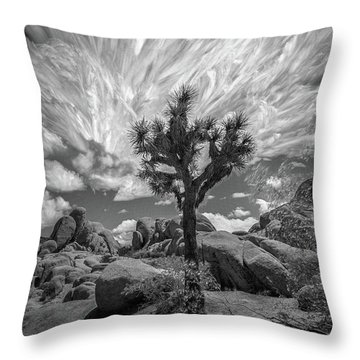 Cloudscapes 3 Throw Pillow