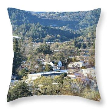 Cloverdale Throw Pillow