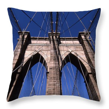Cnrg0409 Throw Pillow by Henry Butz