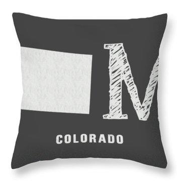 Co Home Throw Pillow