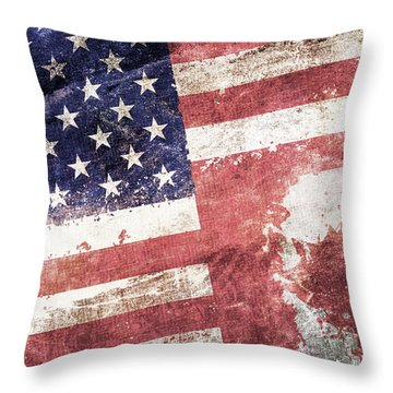 Co-patriots  Throw Pillow