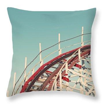 Coast - California Coaster Throw Pillow