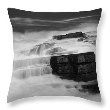 Coastal Dreams  Throw Pillow