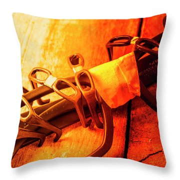Eyeglasses Throw Pillows