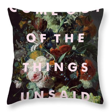 Coldplay Clocks Art Print Throw Pillow