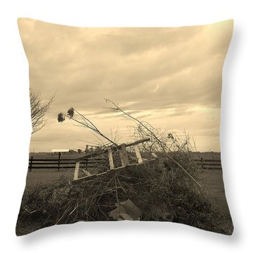 Collection #1 Throw Pillow
