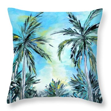Collection. Art For Health And Life. Painting 1 Throw Pillow