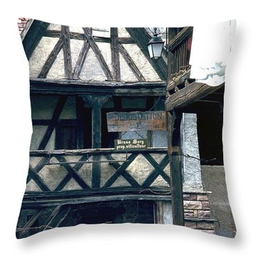 Colmar Throw Pillow