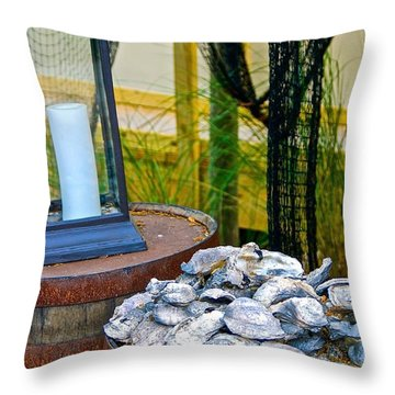 Colonial Life Throw Pillow