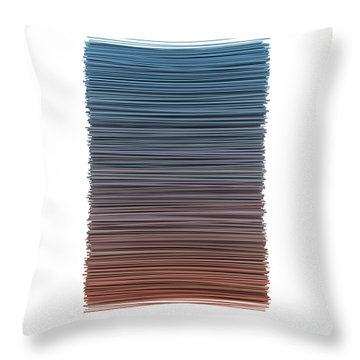 Gradients Throw Pillows