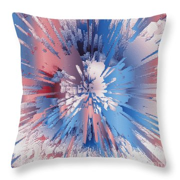 Dramatic Coloratura Soprano Throw Pillow