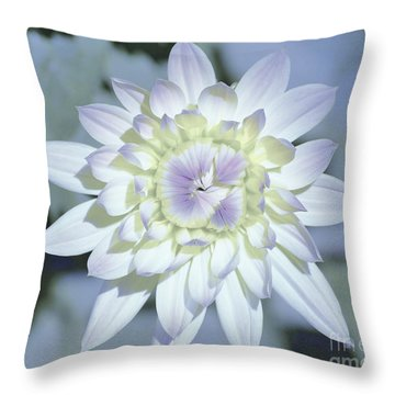Color Me Throw Pillow