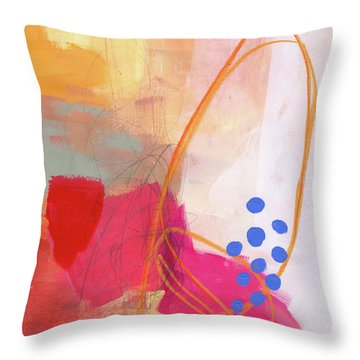 Color, Pattern, Line #2 Throw Pillow