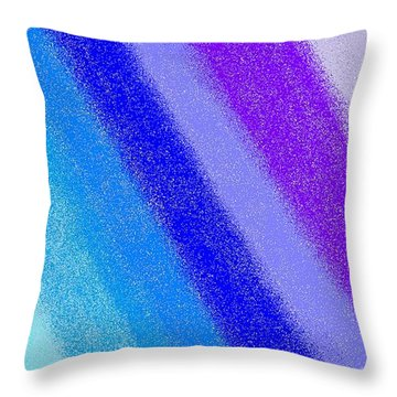Colorful 3 Throw Pillow