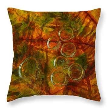 Throw Pillow featuring the photograph Colors Of Nature 10 by Sami Tiainen