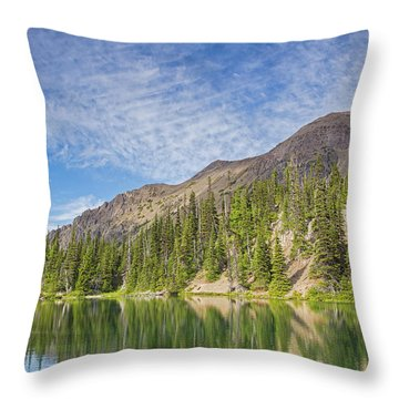 Colors Of The Olympics Throw Pillow