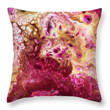 Colossal  Throw Pillow
