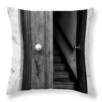 Come On In Throw Pillow