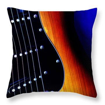 Come Play With Me  Throw Pillow by Baggieoldboy
