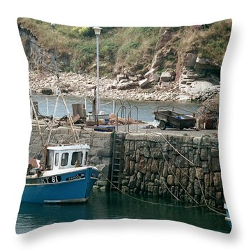 Comely Throw Pillow