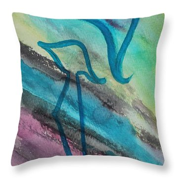 Comely Kuf Throw Pillow