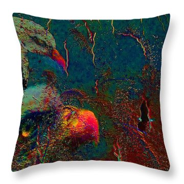 Coming Home Throw Pillow by Mike Breau