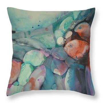 Coming Out Throw Pillow