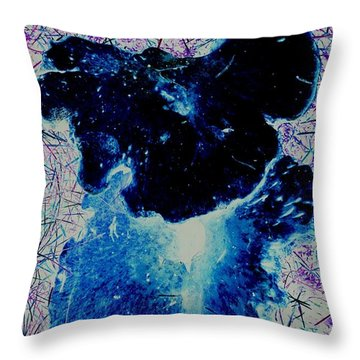 Complex Creations Throw Pillow