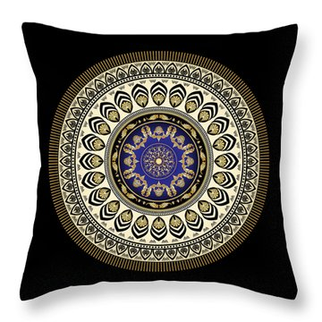 Complexical No 1995 Throw Pillow